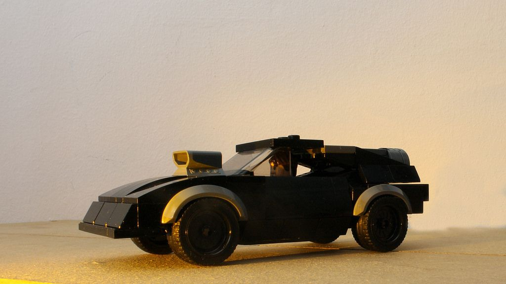 Mad Max Fury Road V8 Interceptor (with instructions)) http://www.flickr.com/photos/91426193@N02/28035152034/