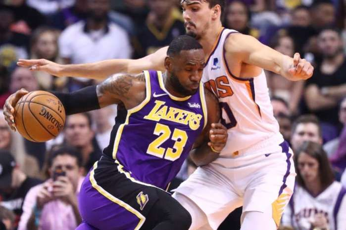 Los Angeles Lakers Consolidate On Great Start To Nba Season Pip Golden State Warriors 120 94 Nba Season Los Angeles Lakers Los Angeles Clippers