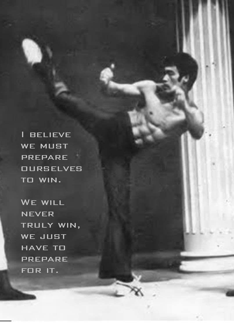 Forever Bruce Lee -the little dragon- plus