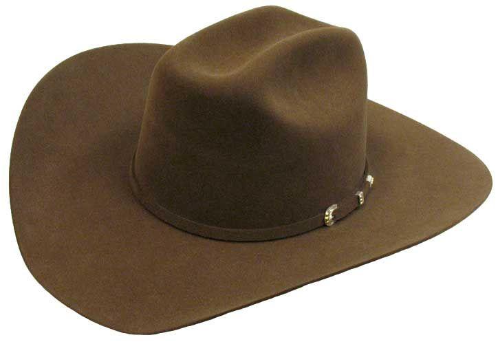 588a9c956e4 Serratelli Canyon 6X Walnut Cowboy Hat