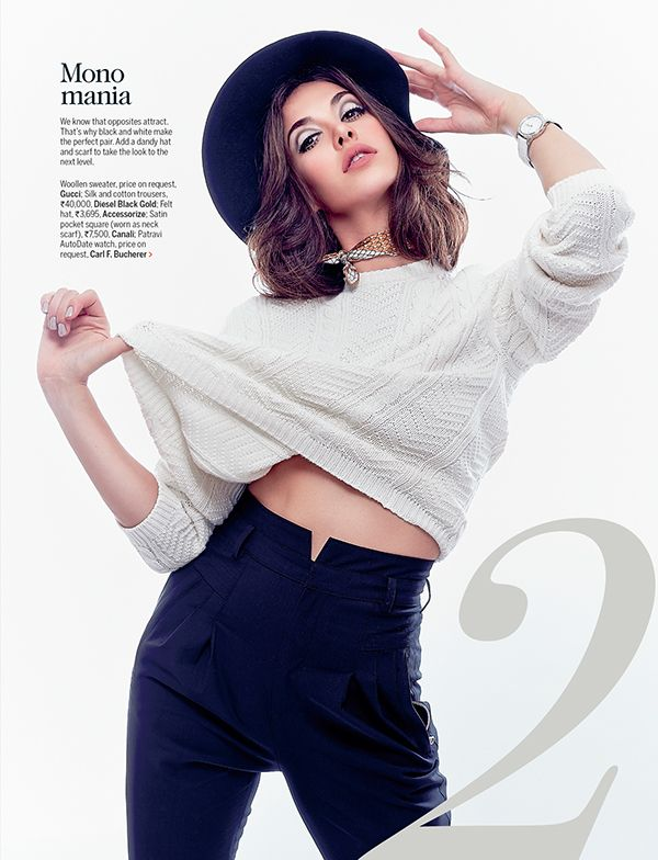 MY FUNNY VALENTINE for FEMINA FEB'15