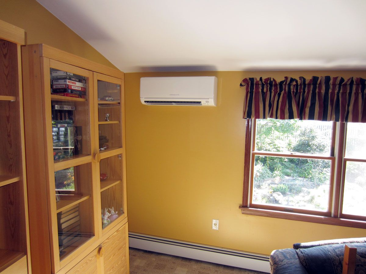 The Cost Of Ductless Heating And Air Conditioning Heating And