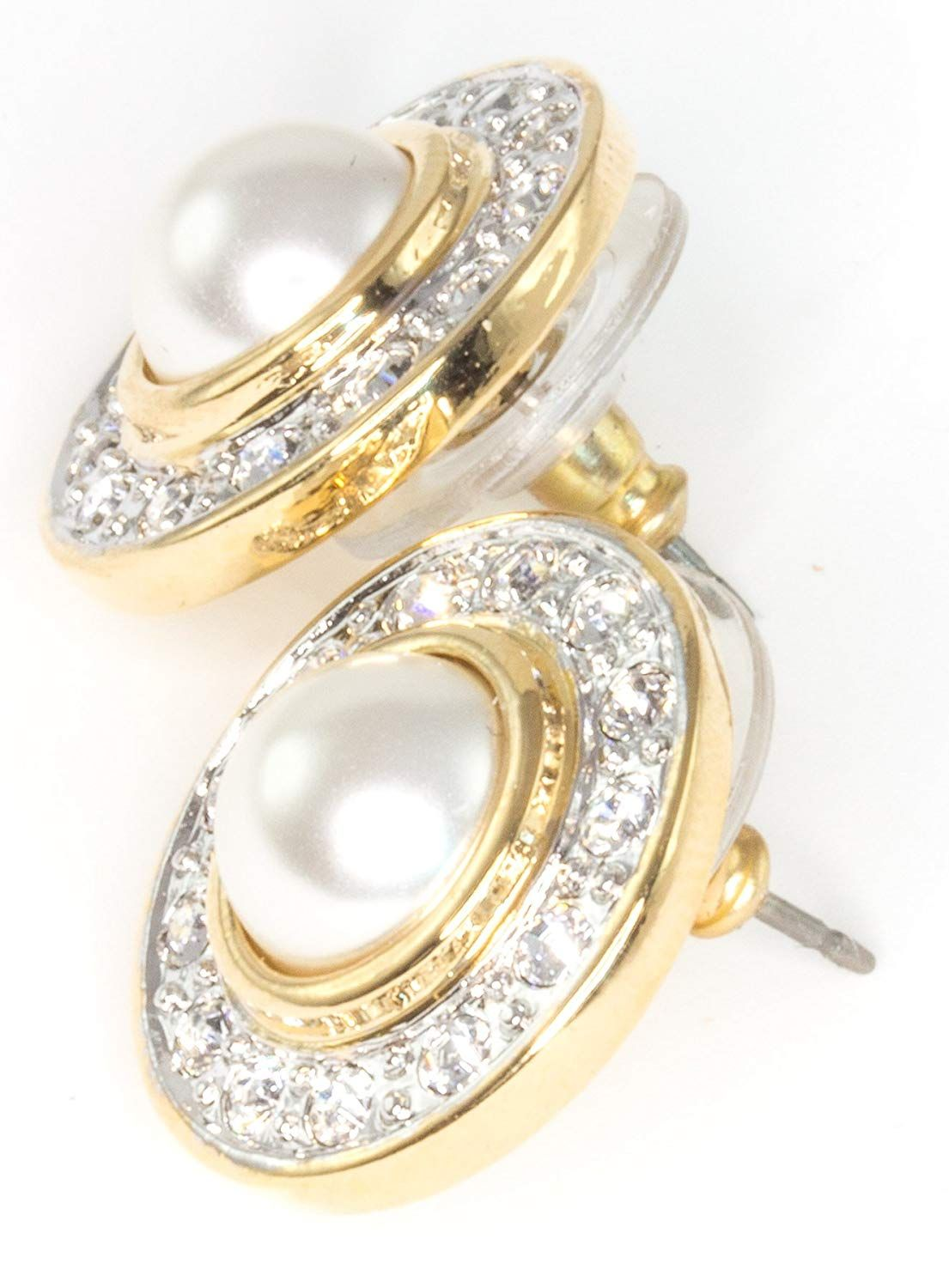 ff18a7074 Queen Alexandra Cluster Earrings - Swarovski Crystal - Licensed by Historic  Royal Palaces, London: Amazon.co.uk: Jewellery