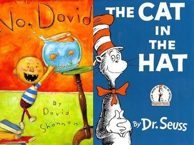 #Best Children's Books ... #NO DAVID # THE CAT IN THE HAT