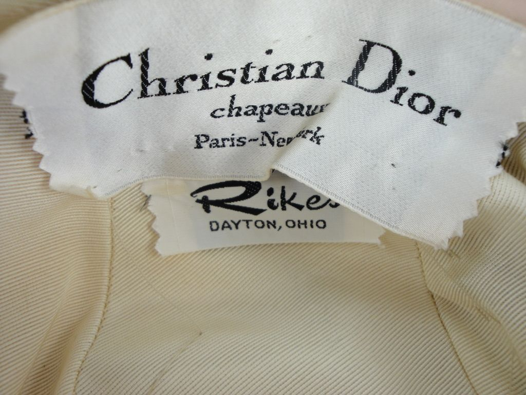 Christian Dior | From a collection of rare vintage accessories at http://www.1stdibs.com/fashion/accessories/