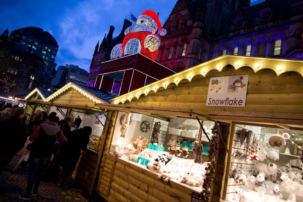 Manchester Christmas Markets 2015 date revealed…