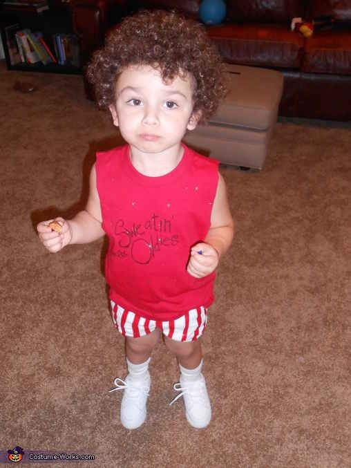 22 Best Iconic TV Costumes For Halloween Richard simmons - unique toddler halloween costume ideas
