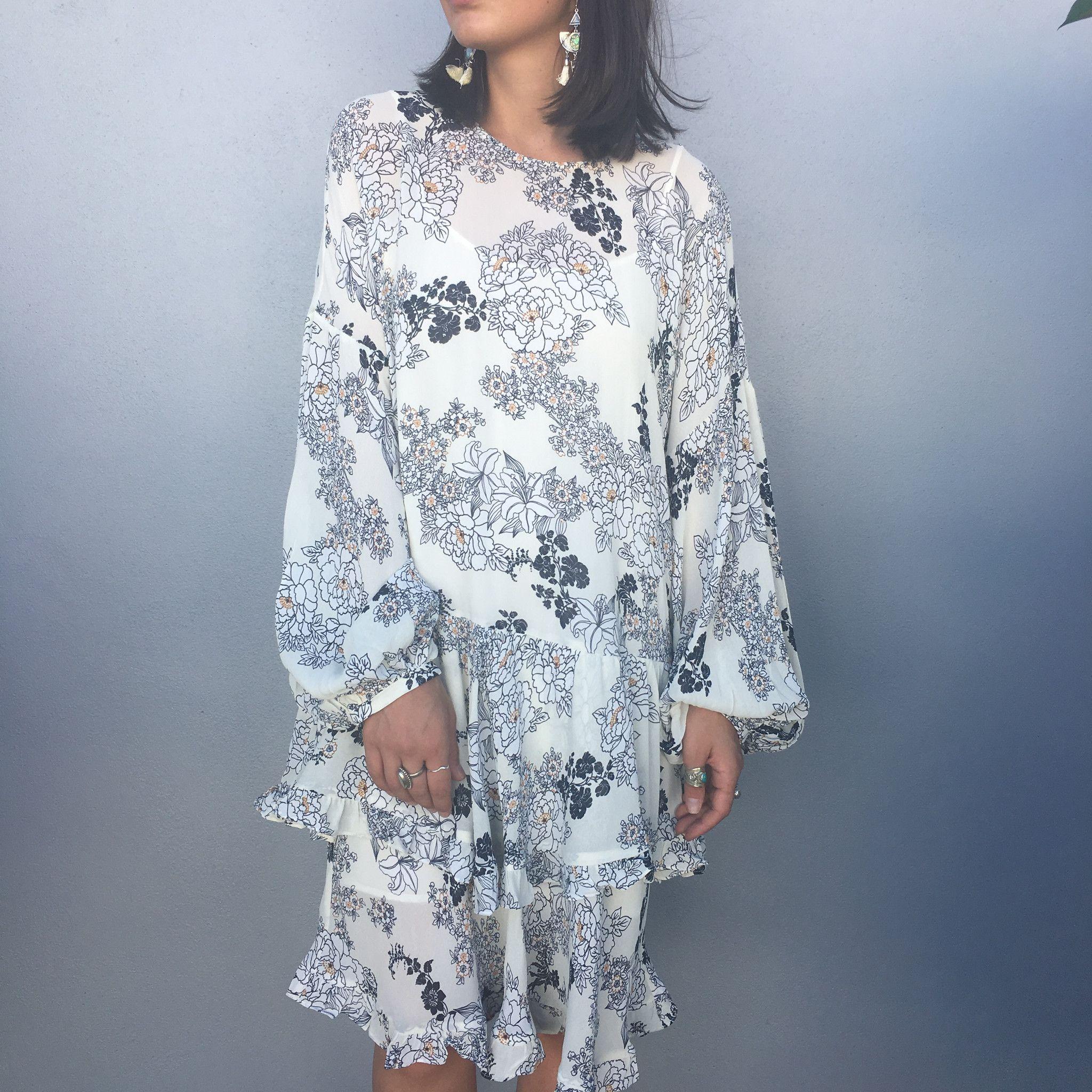 Harper Mini Dress - Print | Mini dresses, Minis and Australia