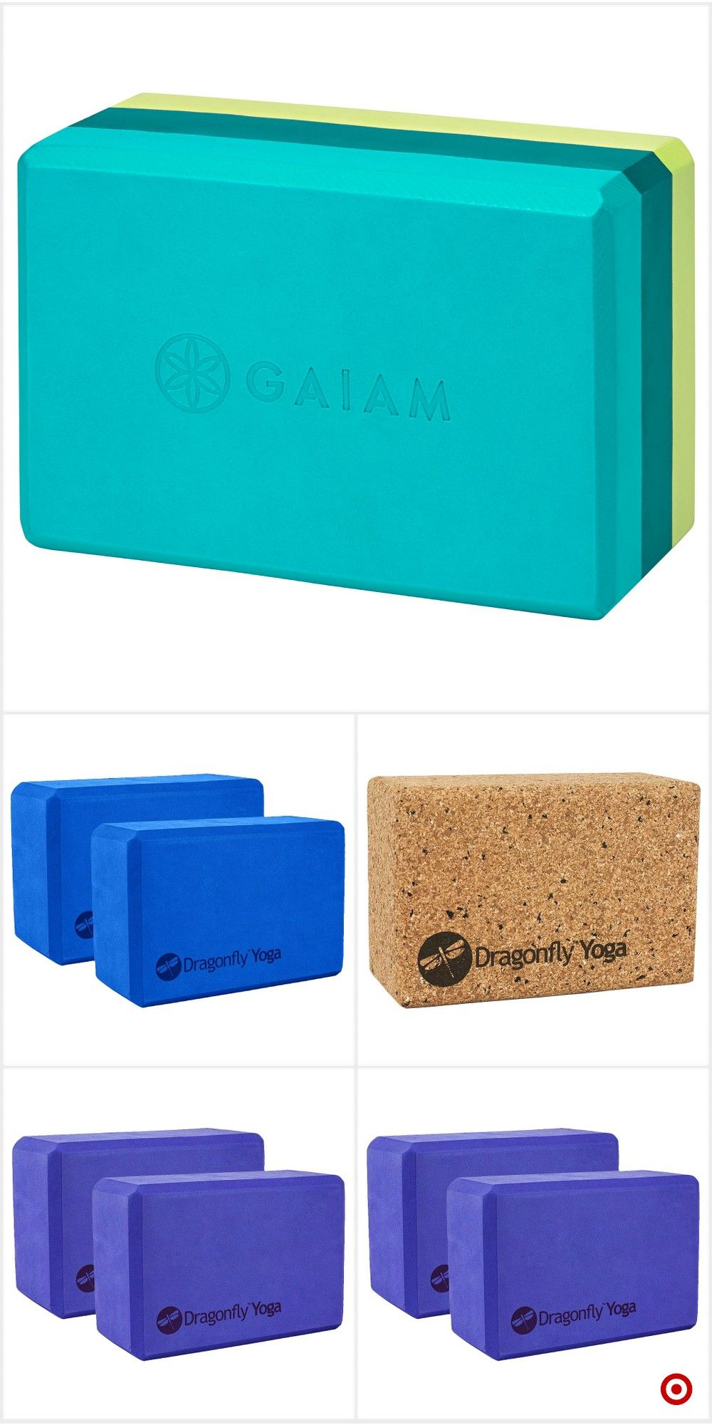 Shop Target for yoga blocks you will love at great low prices. Free  shipping on orders of  35+ or free same-day pick-up in store. 25ebea97480e