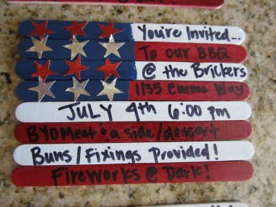 The Bricker's: 4th of July