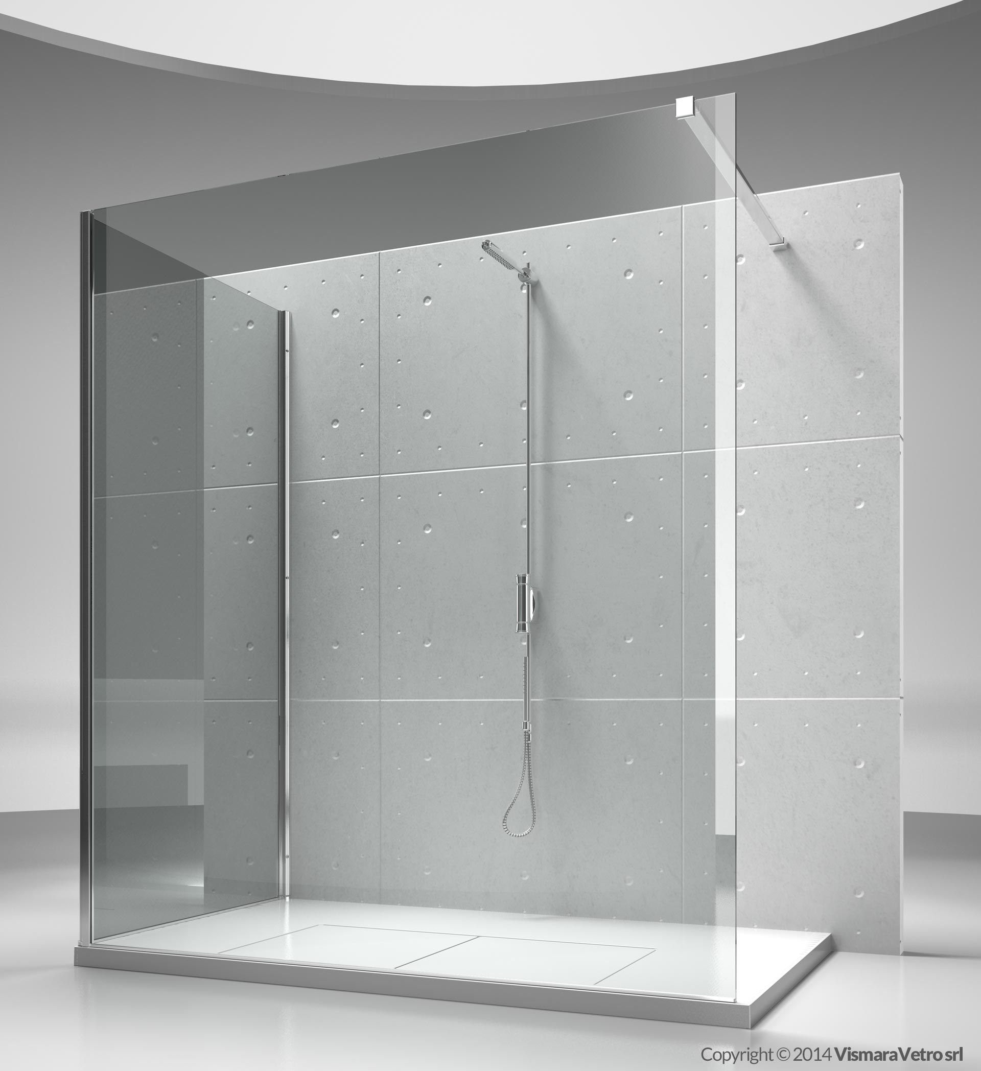 s2+sk skin shower enclosures models fixed panel (walk