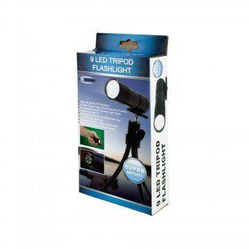 Vendor Free Shipping Type Tripod Flashlight Price 119