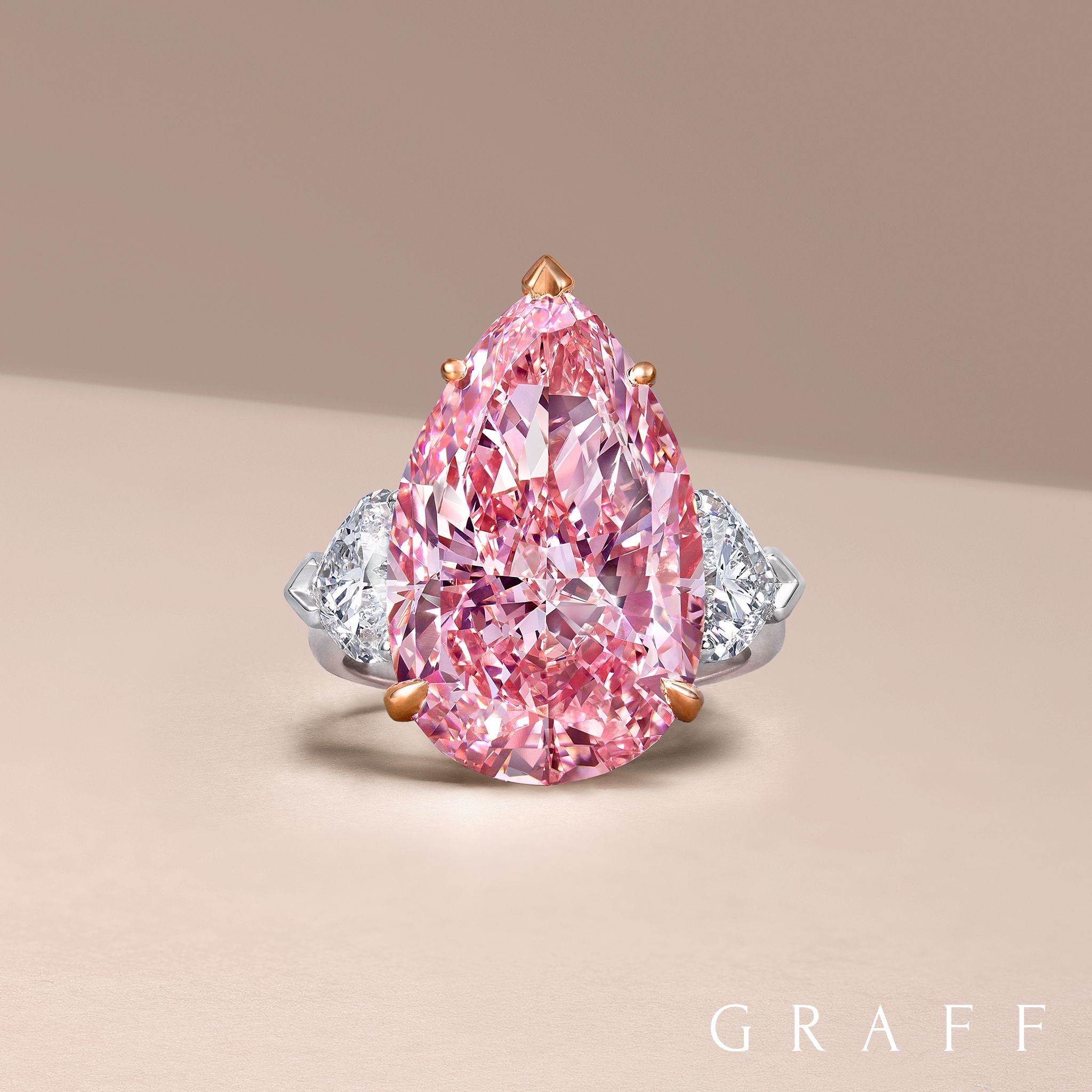 rare coloured diamonds inspiration