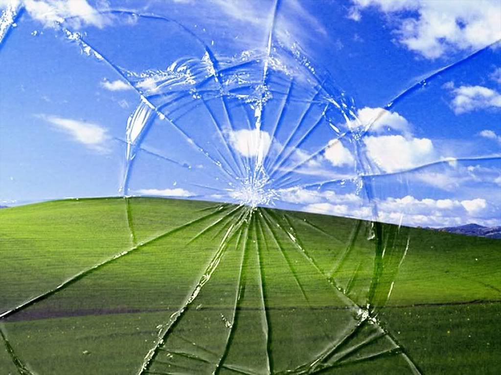 Broken Wallpaper Broken Desktop Background Kaca