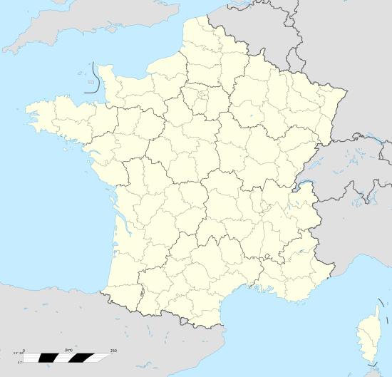 Reims está localizado em: França