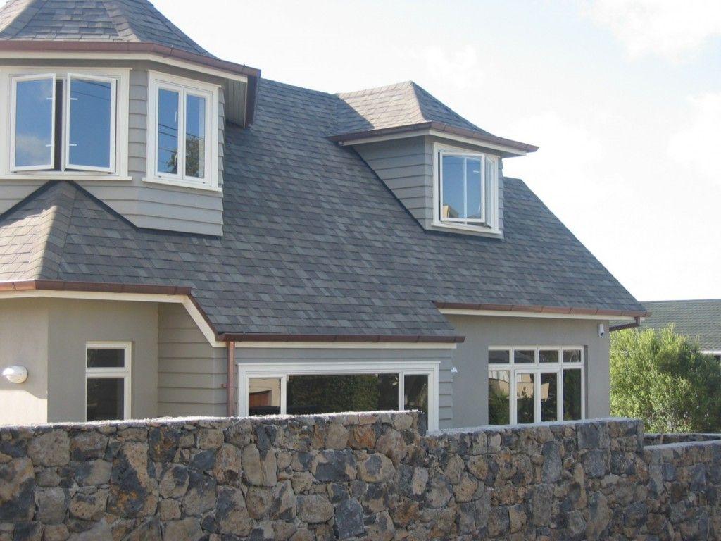 Best Corning Driftwood Shingles Oakridge 'Driftwood' House 400 x 300