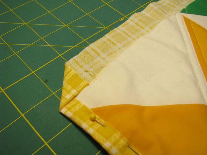 Easy Cheat Quilt Binding
