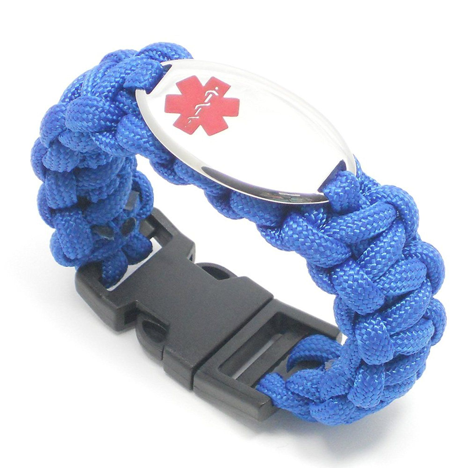 Chic Alert Medical Id Paracord Bracelet Be Sure To Check Out This Awesome Product
