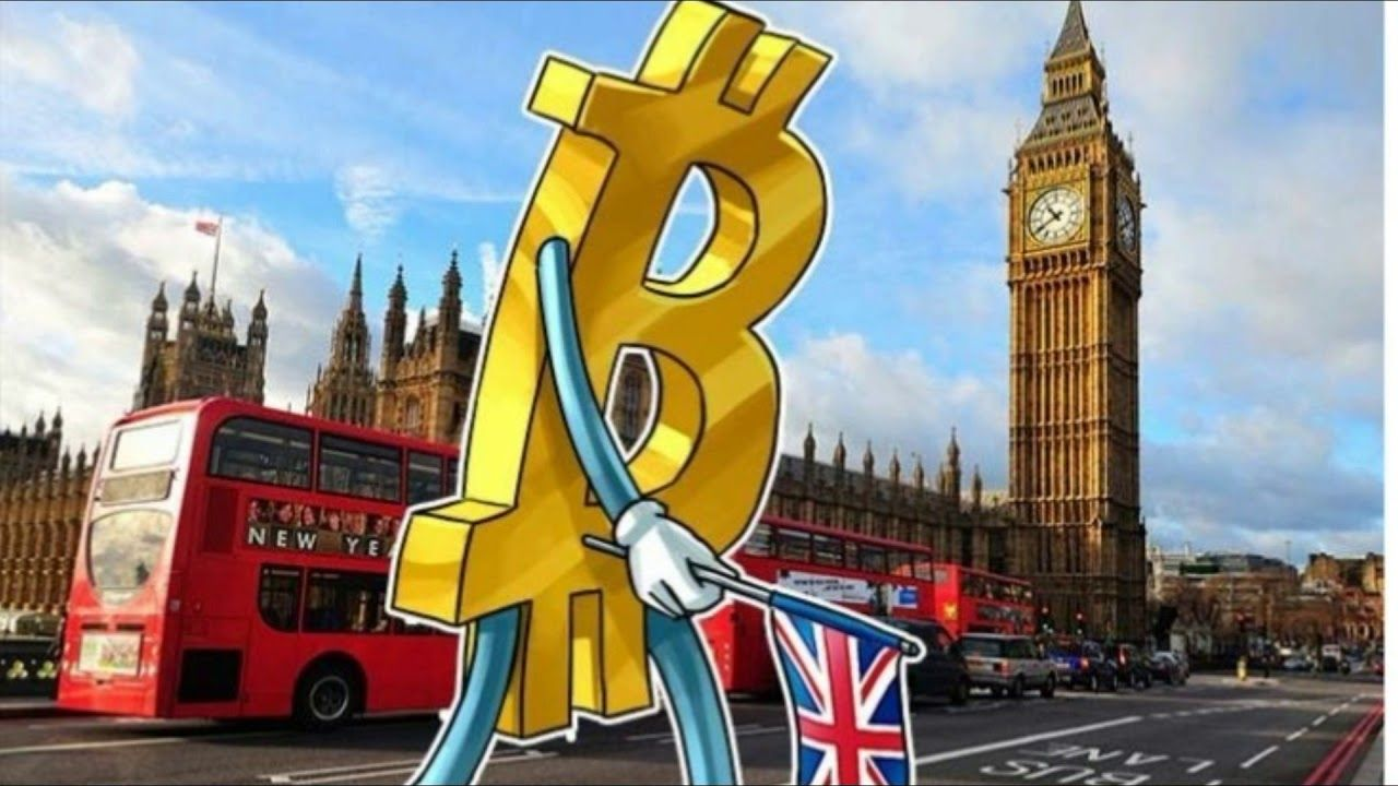 Crackdown On Bitcoin In UK Over Money Laundering, Tax