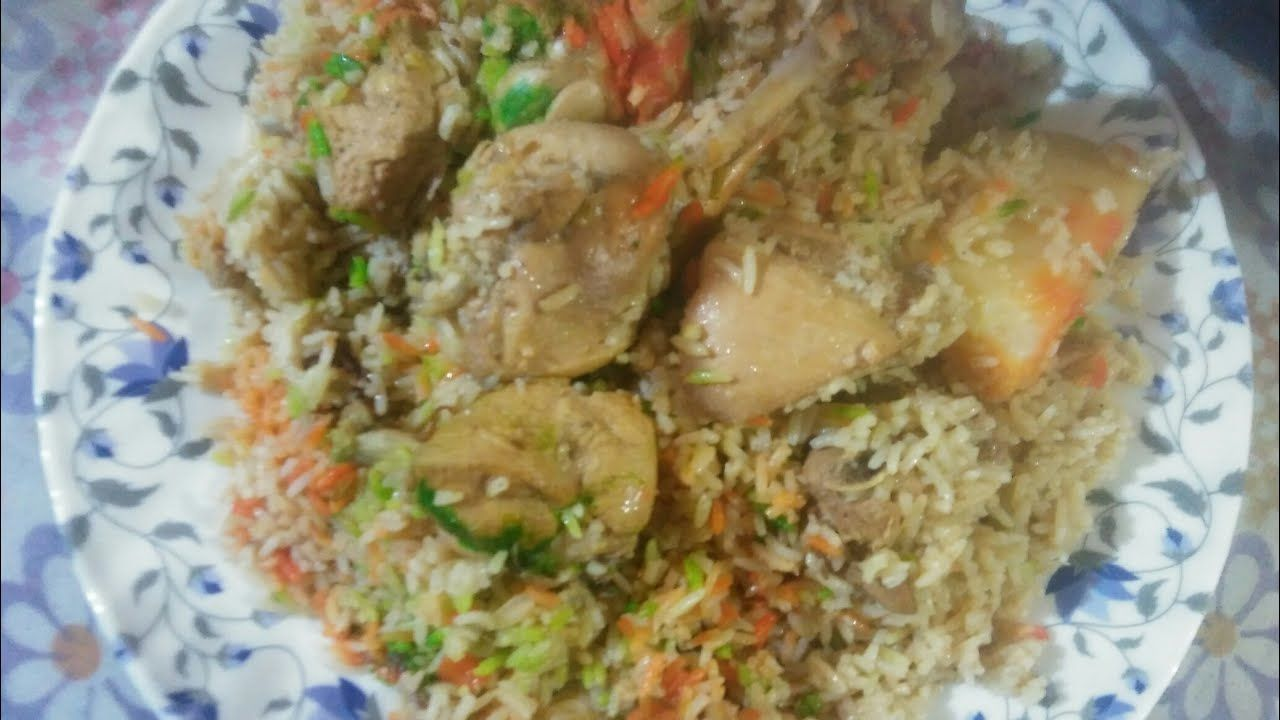 Muslim style chicken pulao l bhatyara style chicken pulao l chicken muslim style chicken pulao l bhatyara style chicken pulao l chicken pulao recipe in hindi ccuart Images