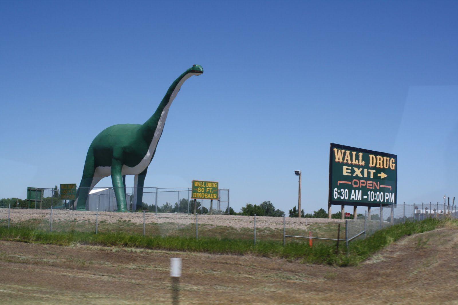 wall drug s 80ft dinosaur wall drug jurrasic park on wall drug id=81608