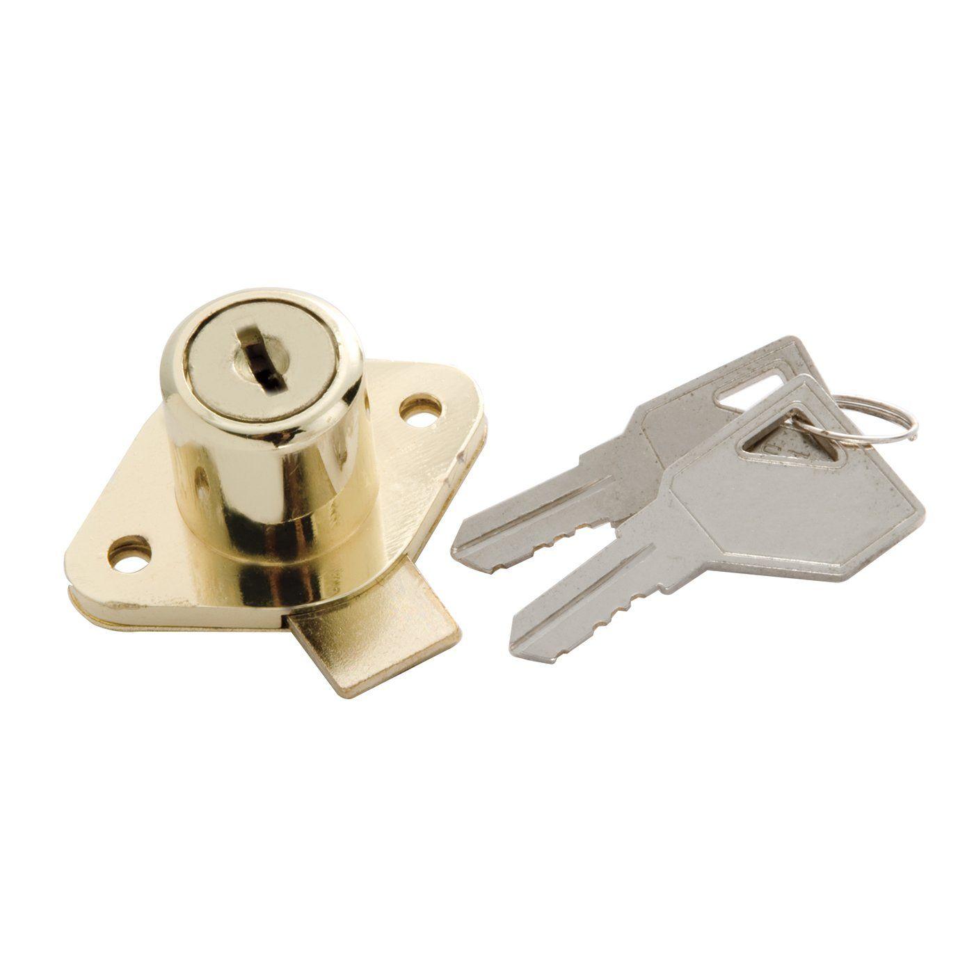"Locksmith door.. Cabinet RV Lot of 2 KA   Cam Lock 1 /"" Multi Purpose"