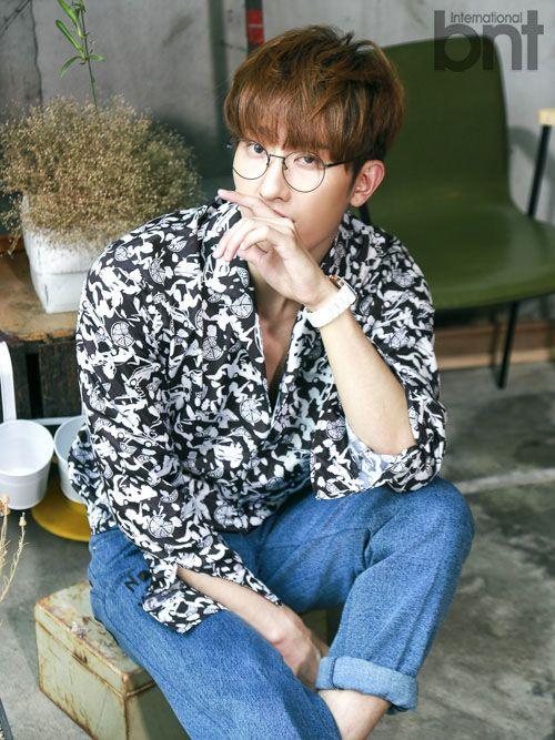Super Junior Zhou Mi - bnt International August 2015