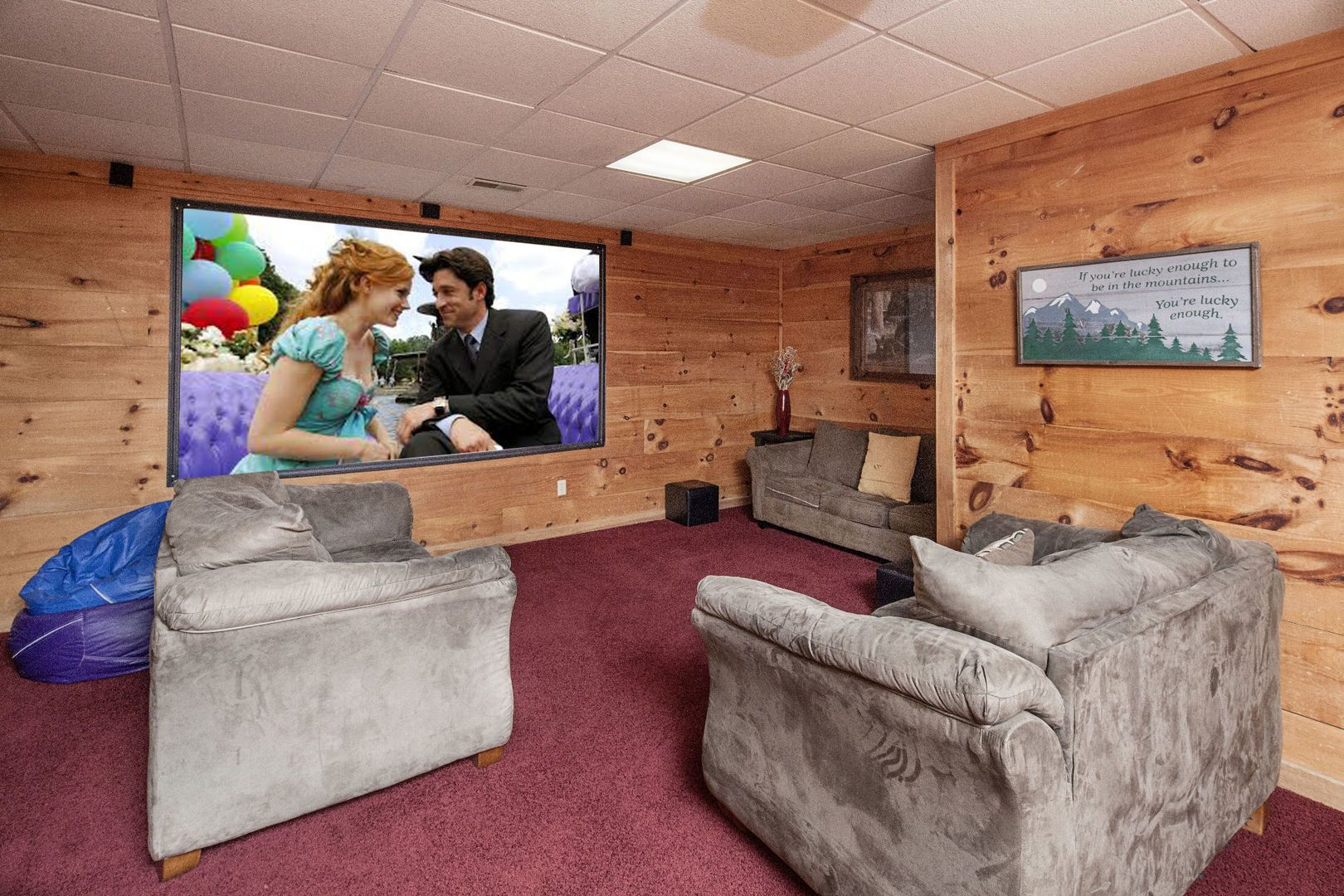 Pigeon Cabins Smoky Mountain Escape 3 Bedroom