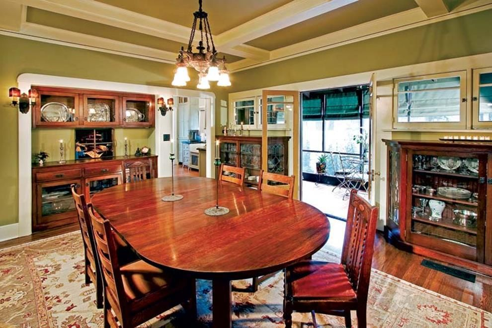26 Charming Craftsman Dining Room Lighting Design  Perfect Dining Impressive Craftsman Dining Room Lighting Design Inspiration