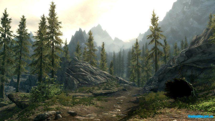 Skyrim Scenery Screenshot | Reference | Skyrim, Best skyrim mods