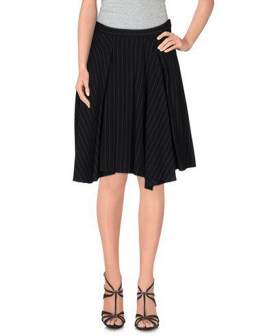 DOROTHEE SCHUMACHER Women's Knee length skirt Black 8 US