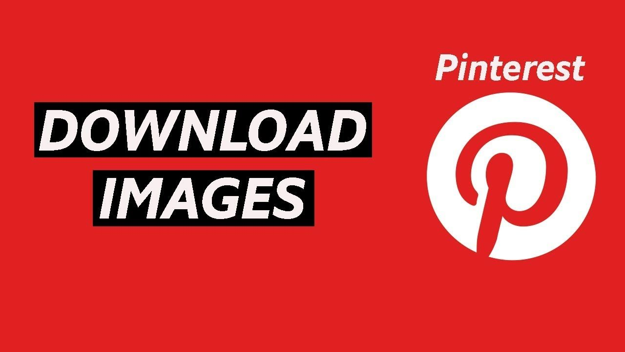 How to Download Images and Videos from Pinterest App to Your ...