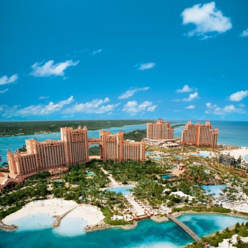 Paradise Island Bahamas Beaches: Atlantis Paradise Island, Bahamas Is A Unique Ocean-themed