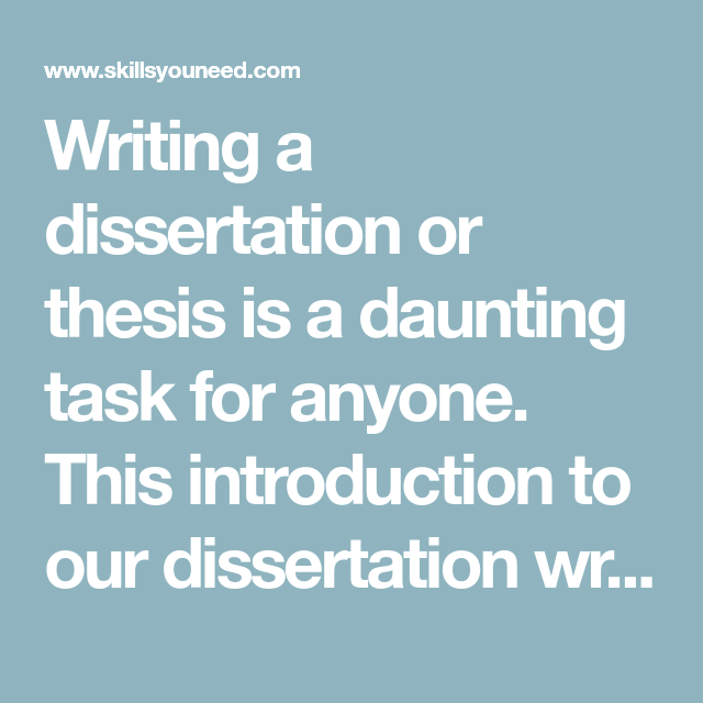 Purchase a dissertation introduction