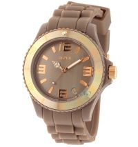 dc8bf117ae5 OOZOO Timepieces Mid Size Brown Rubber Strap C5061 - http   rologia ...
