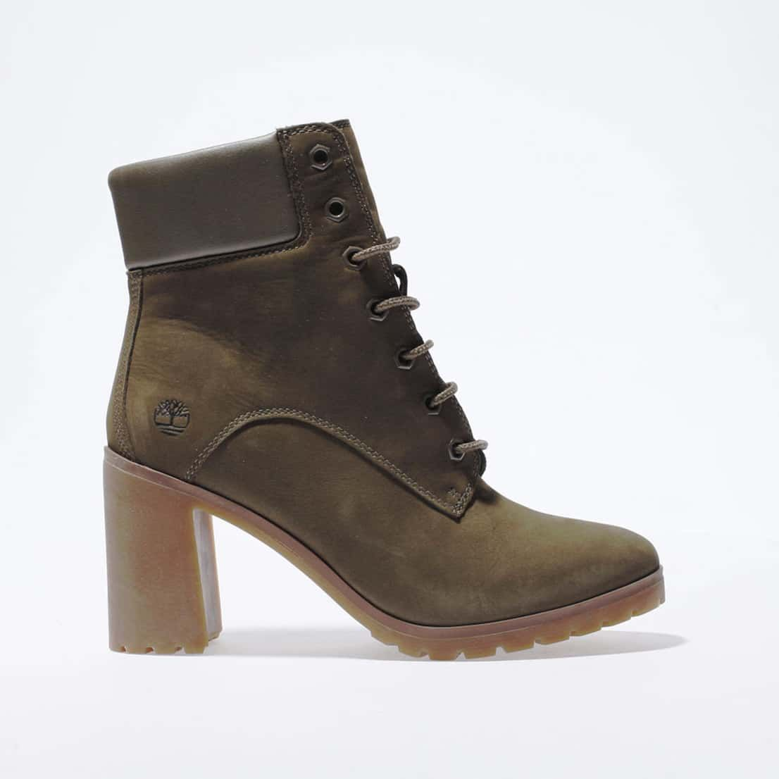 womens khaki timberland allington boots | schuh | Style in