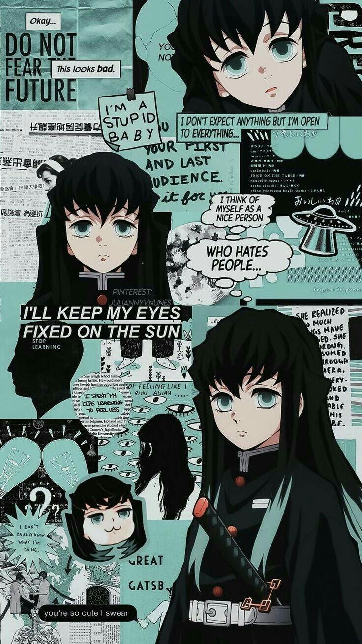Nơi chứa ảnh về bộ Anime Kimetsu no Yaiba. Bao gồm