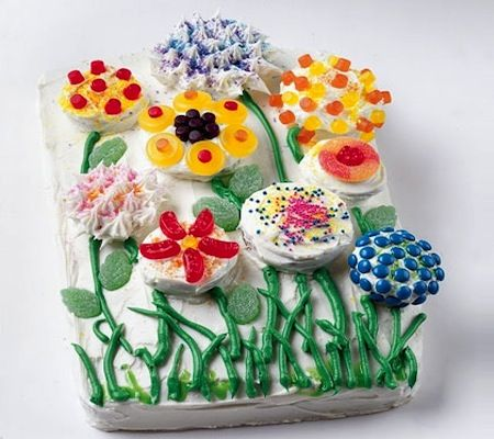 easy creative flower cakes Coolest Most Creative Birthday Cake