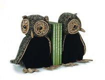 Pöllö kirjatuet, kaksi pöllöä samassa setissä. Pidä itse molemmat tai anna toinen lahjaksi!