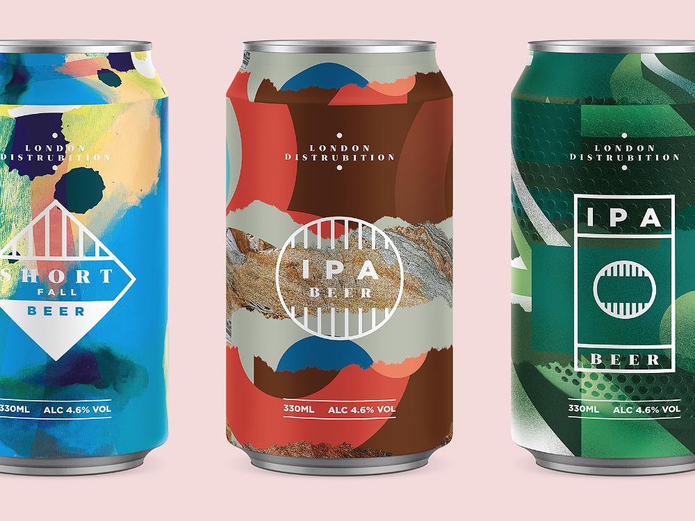 Beer Cans Ipa Beer Beer Beer Design