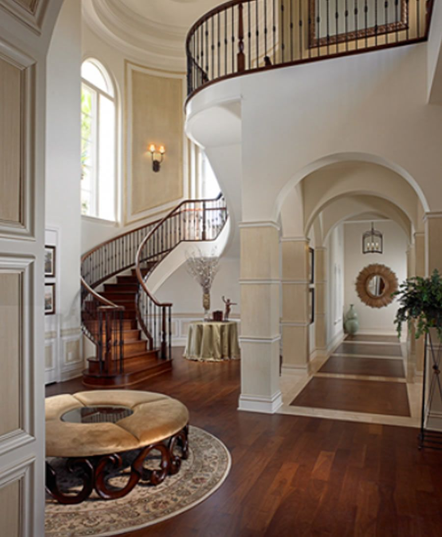 Fine Homes Elegant Home Interior Design Classic