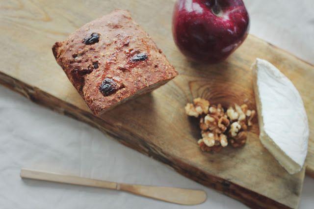 happyfoodstories: Frukt- & Nøttebrød
