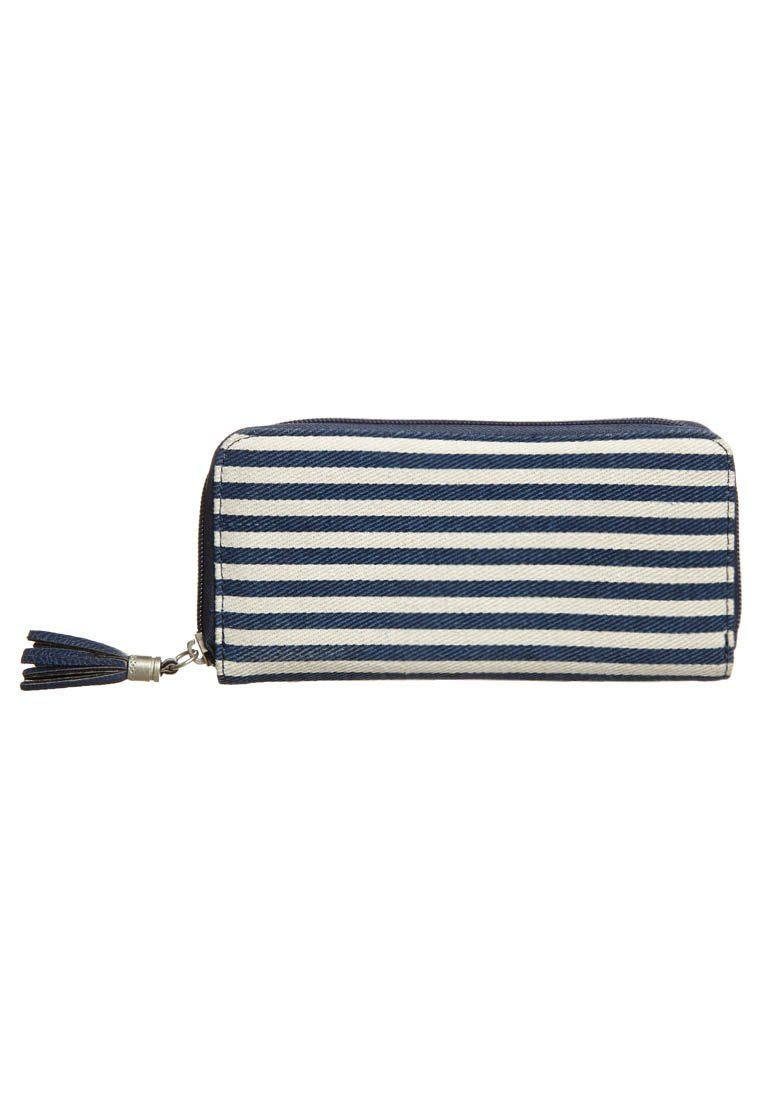 Coole Portemonnee.Portemonnee White Navy Zalando Be Nice Clothing Wallet