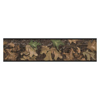 Mossy Oak L And Stick Border Rmk1070bcs