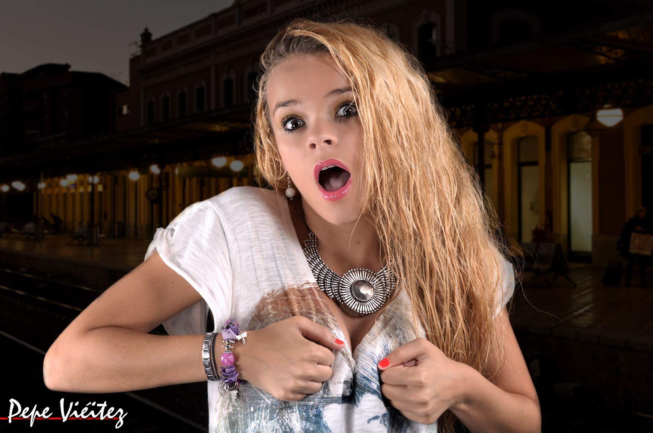 Modelo: Elizabeth Suarez  Fotografia, pepe vieitez.