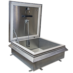 Stainless Steel Roof Hatch Roof Access Cover Surespan Roof Hatch Metal Shake Roof Metal Roofing Prices
