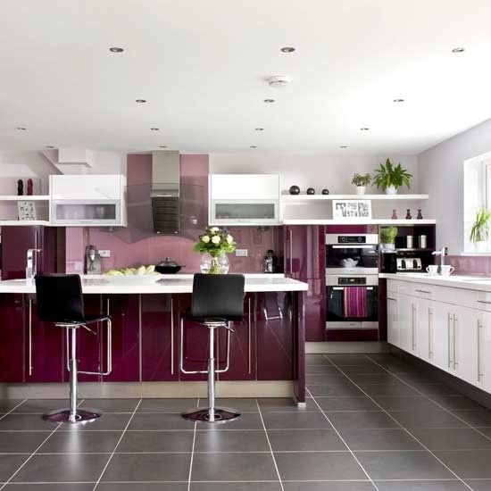 Mulberry Inspired Kitchen House Inspiration Graues Zimmer Grau