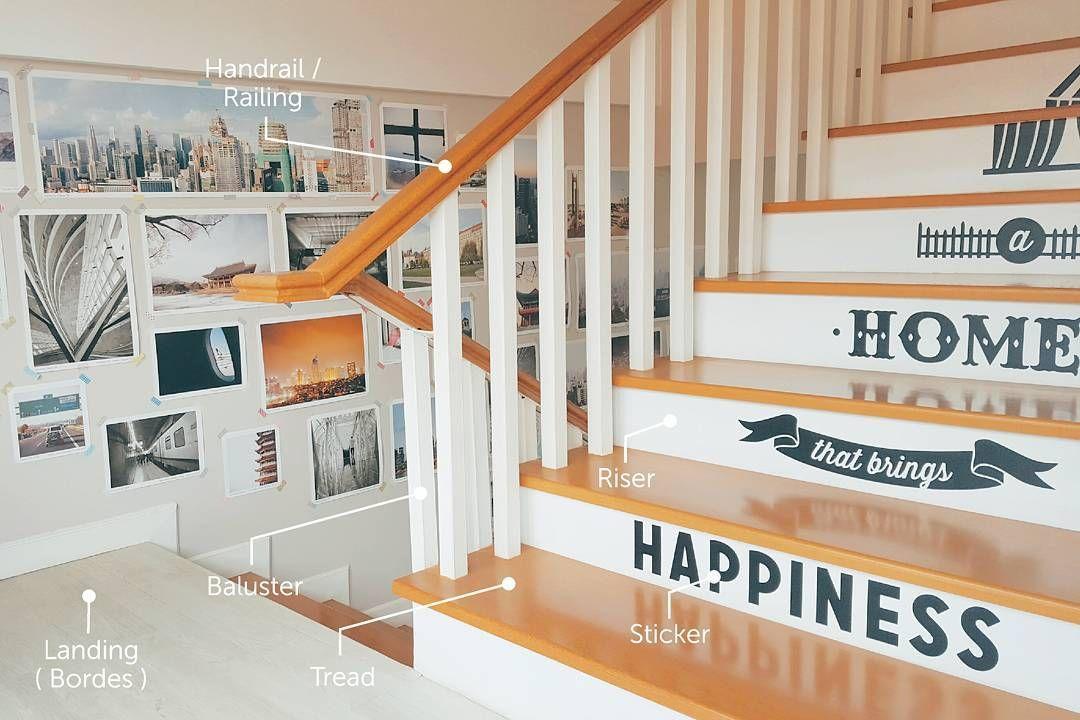 45 Desain Tangga Halaman Rumah Terbaru