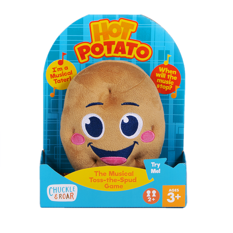 Potato Toss Musical Passing Game Hot Potato Game Toss Game Baby Musical Toys