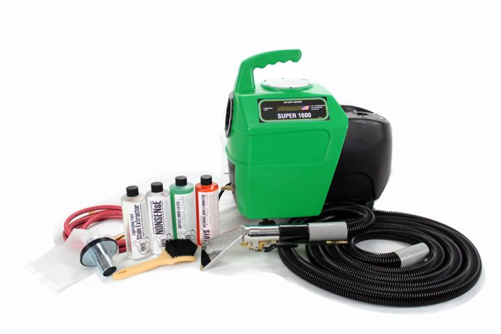 Chemical Guys Extractor Durrmaid Super 1600 Hot Water Extractor Vacuum With Tools Carpet Cleaning Company Dry Carpet Cleaning How To Clean Carpet